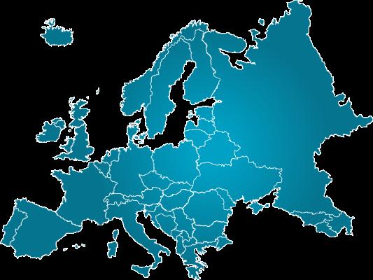 euroopakaart