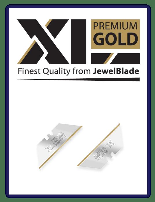 Jewel Blade blades Gold