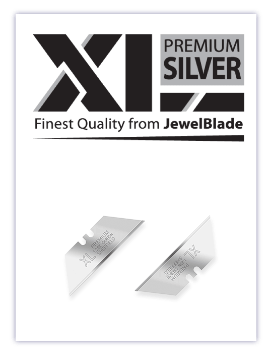 Jewel Blade terad Silver